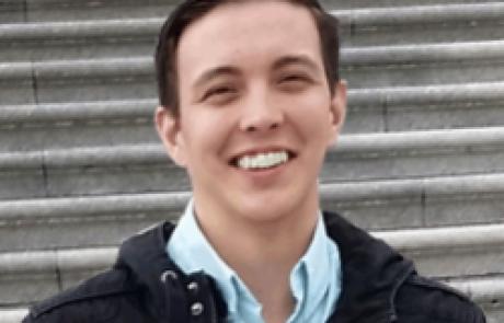 MEET NAPA's 2018 VOLUNTEER OF THE YEAR: Joshua Liggett
